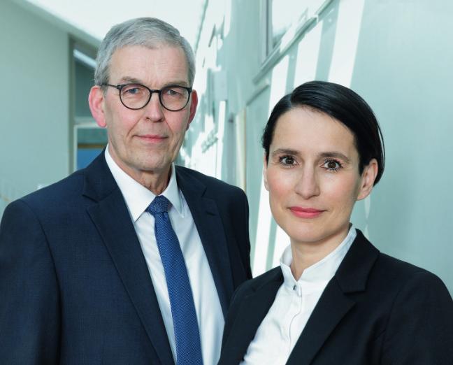 Ewald Rowohlt und Mandy Herrmann – Christian Spielmann