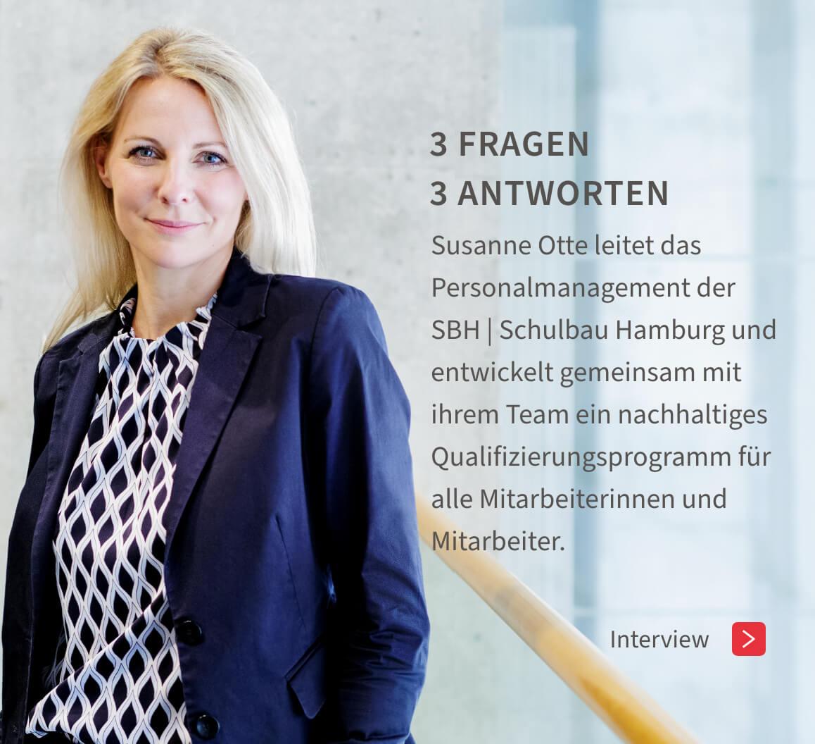 3 Fragen 3 Antworten - Interview - Susanne Otte – Christian Spielmann