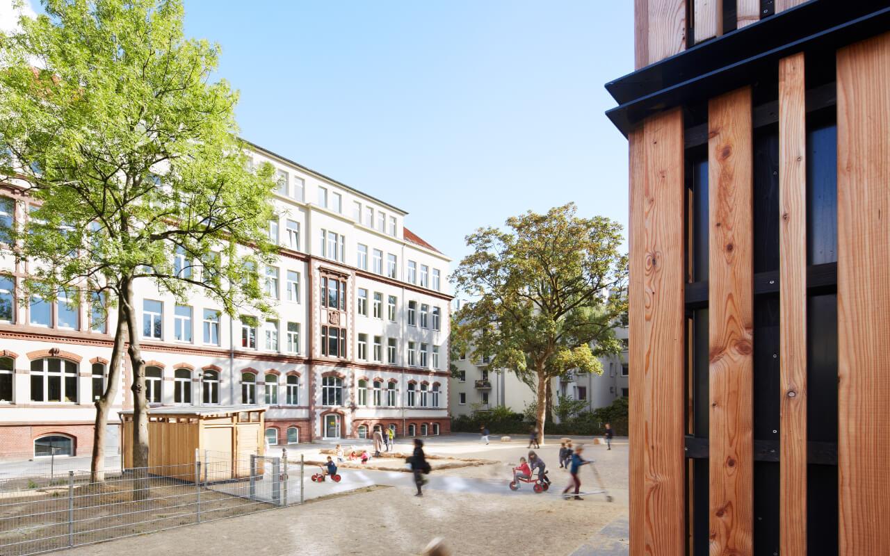 Marie-Beschütz-Schule – Ralf Buscher