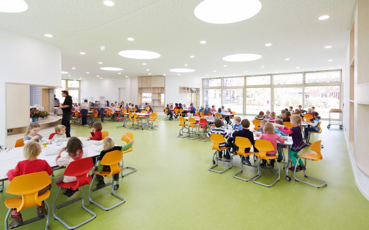 Grundschule Lehmkuhlenweg – Archimage Hamburg/Meike Hansen